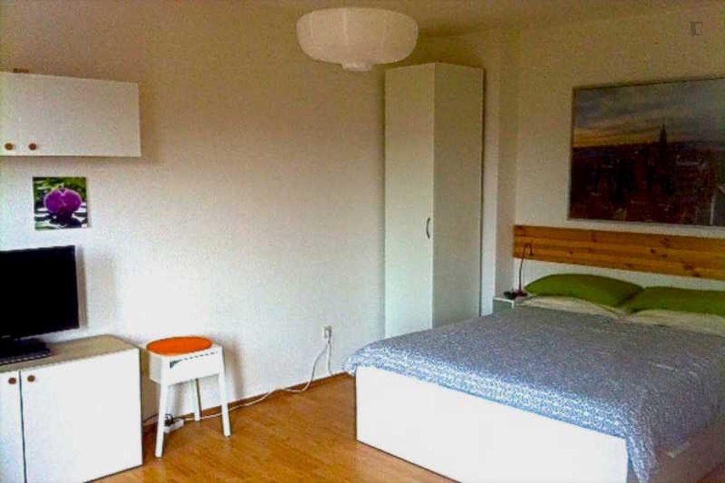 Cool 1-bedroom flat in Tempelhof