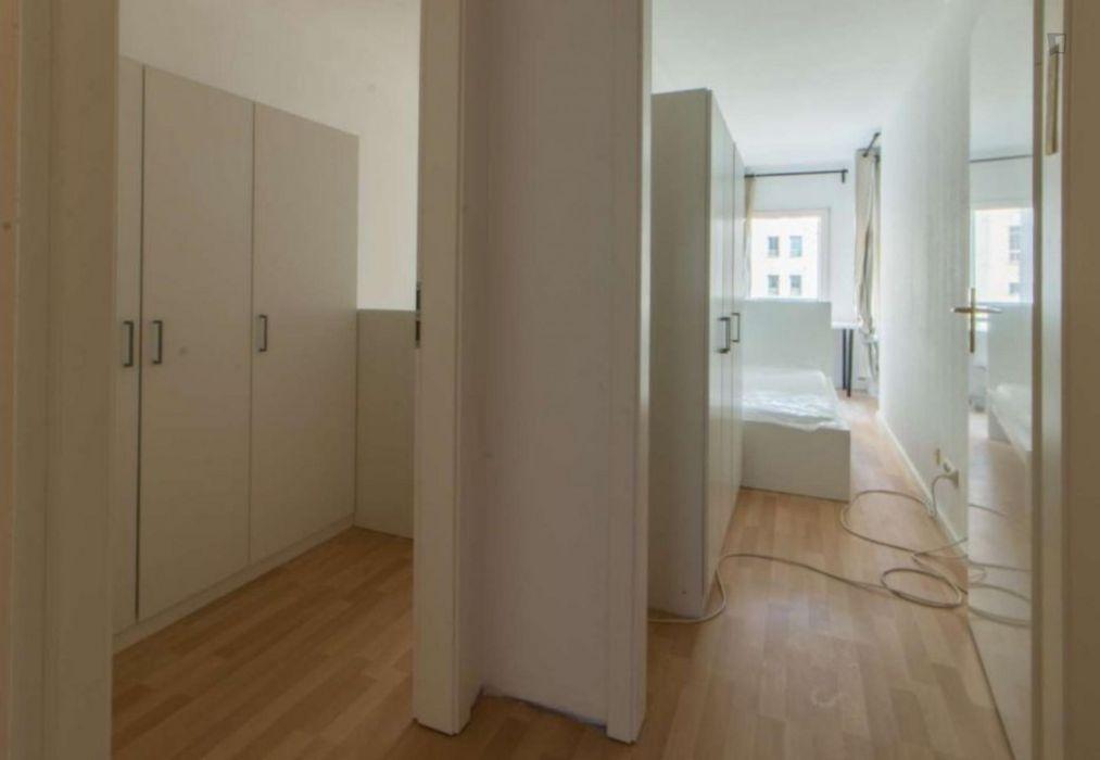 Homely single bedroom in Kreuzberg