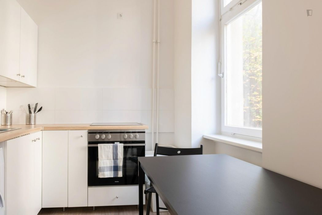 Pleasant double bedroom in Kreuzberg