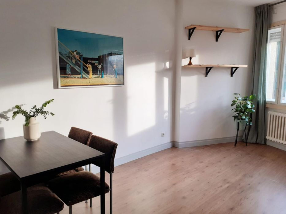 Charming studio apartment in Berlin, Neukölln