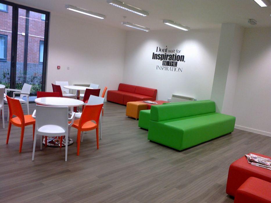 Student accommodation photo for The Pavilion in Birmingham City Centre, Birmingham