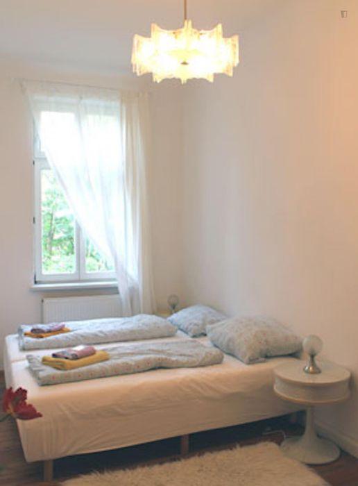 Charismatic 2-bedroom apartment in trendy Prenzlauer Berg