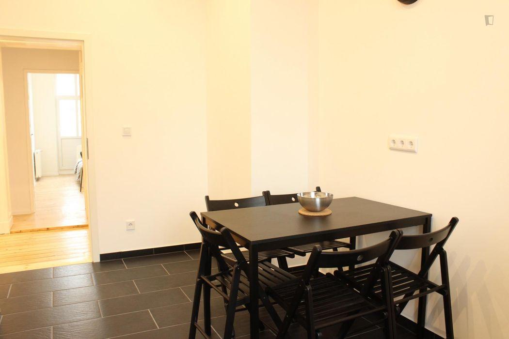 Cosy single bedroom in Wilmersdorf