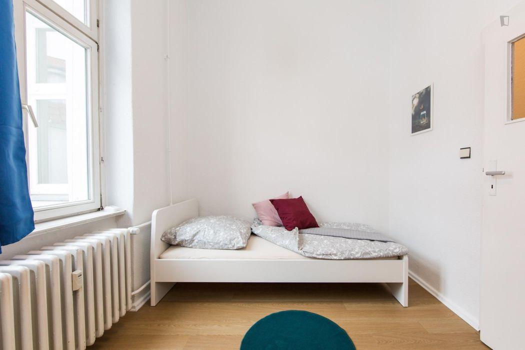 Delightful double bedroom in Schmargendorf