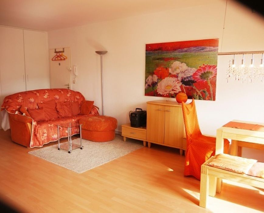 Admirable and bright studio in Charlottenburg