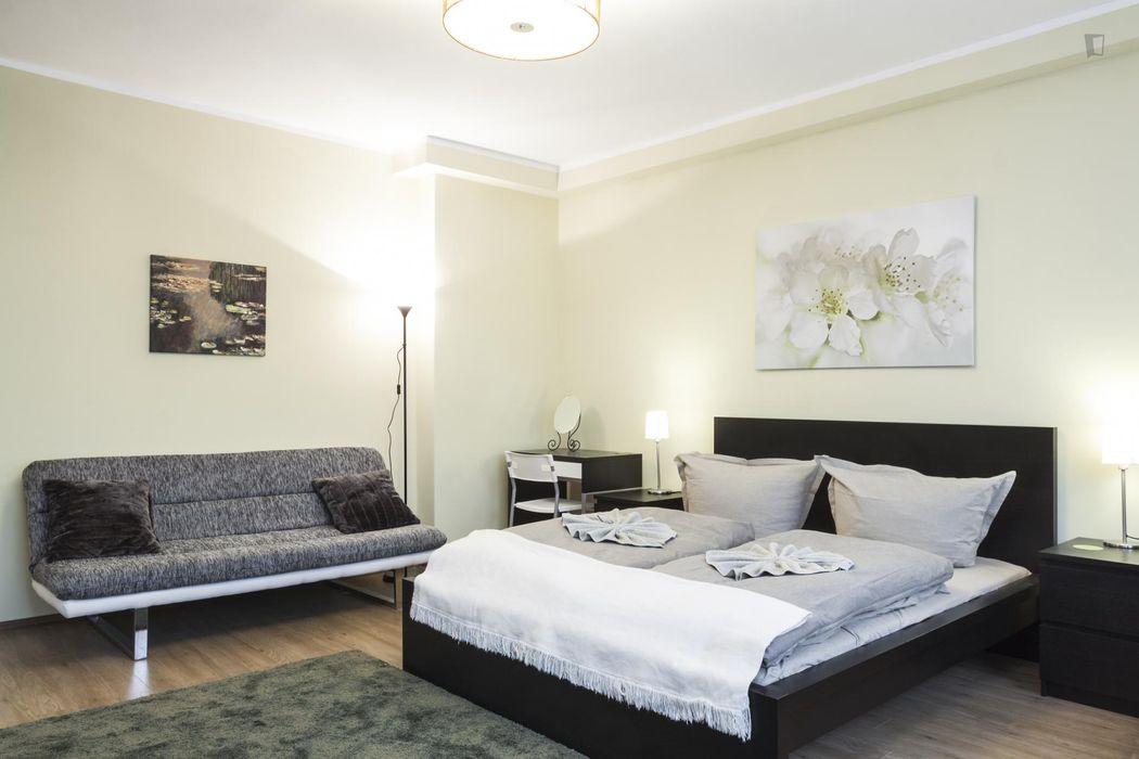 Homely 1-bedroom apartment in the Wilmersdorf neighbourhood