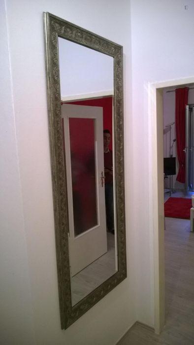 Very neat 1-bedroom apartment in Reinickendorf
