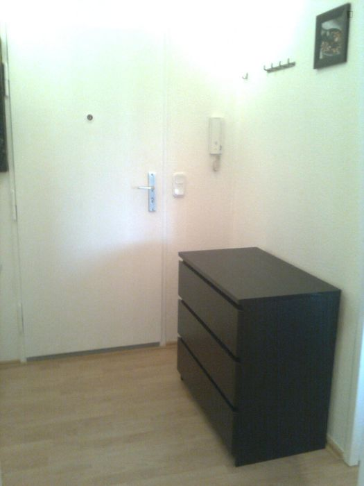 Bright and fresh 1-bedroom apartment near the Afrikanische Straße metro