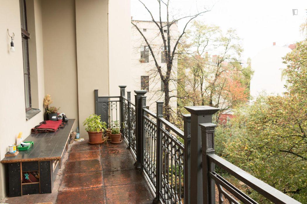 Homely 1-bedroom flat in Kreuzberg