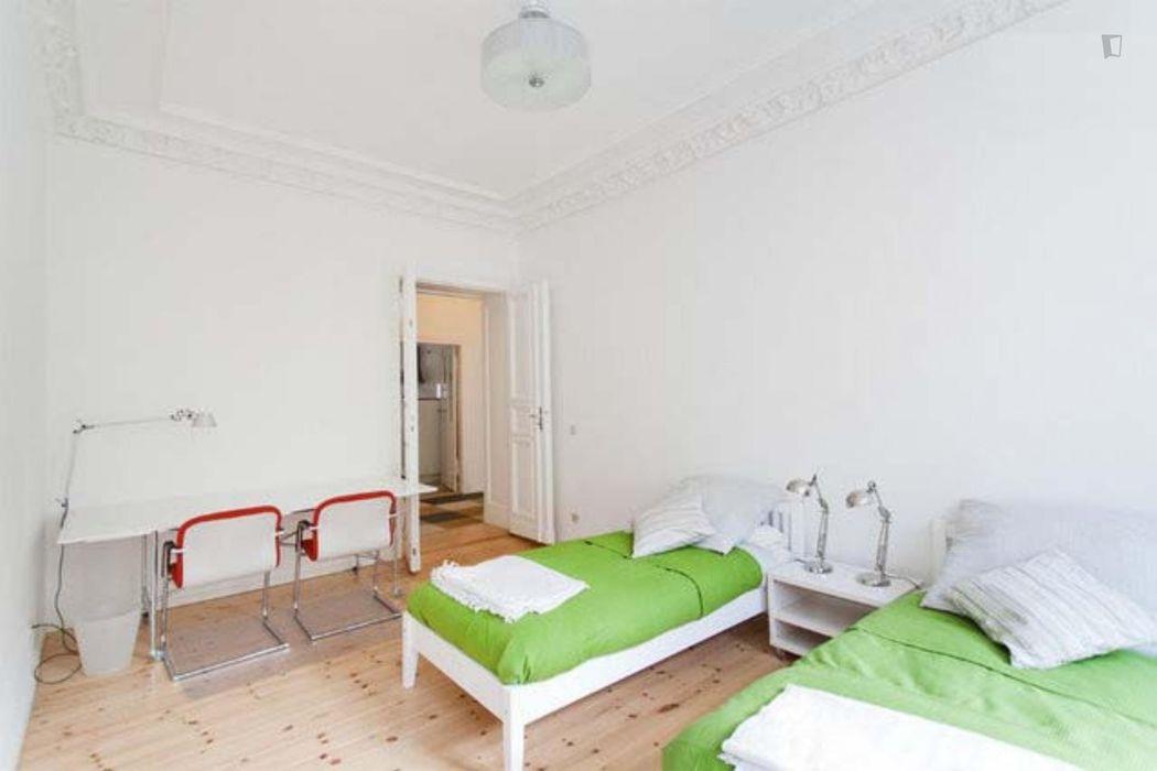 Lovely flat in Kastanienallee