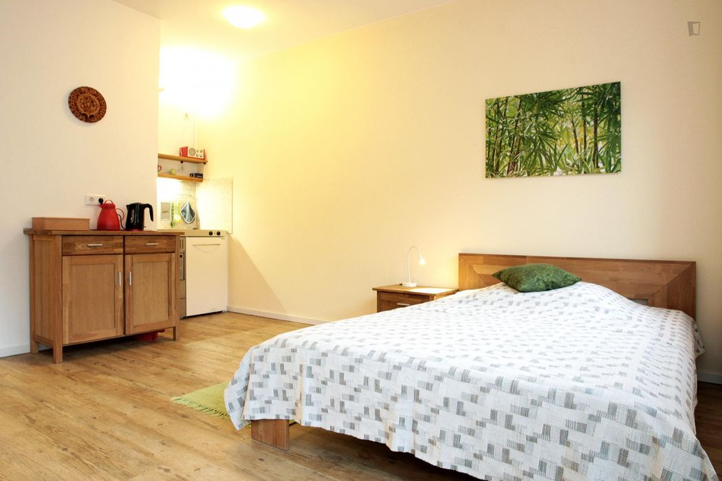 Cool studio in Moabit, close to Beuth University of Applied Sciences Berlin