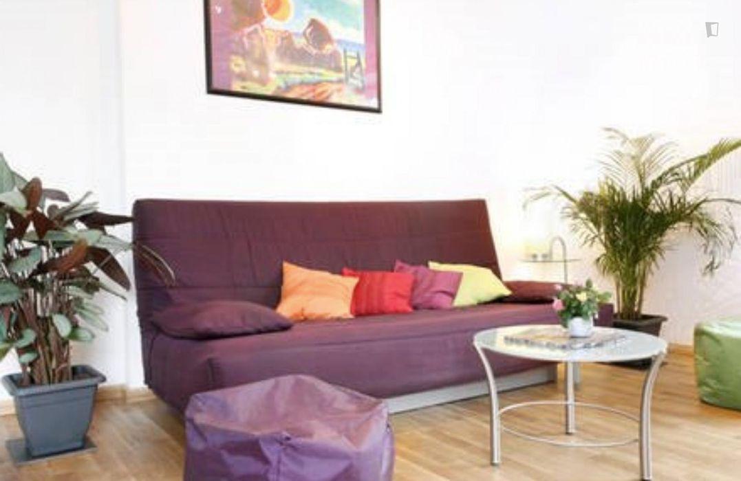 Amazing apartment in Wrangelkiez