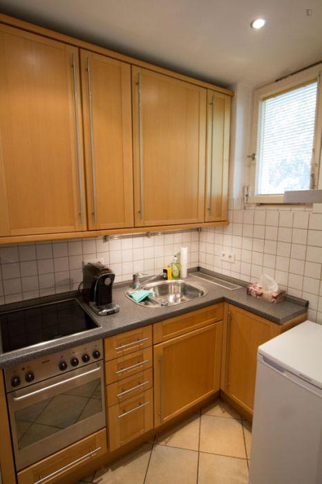 Cool and comfortable studio in Wilmersdorf