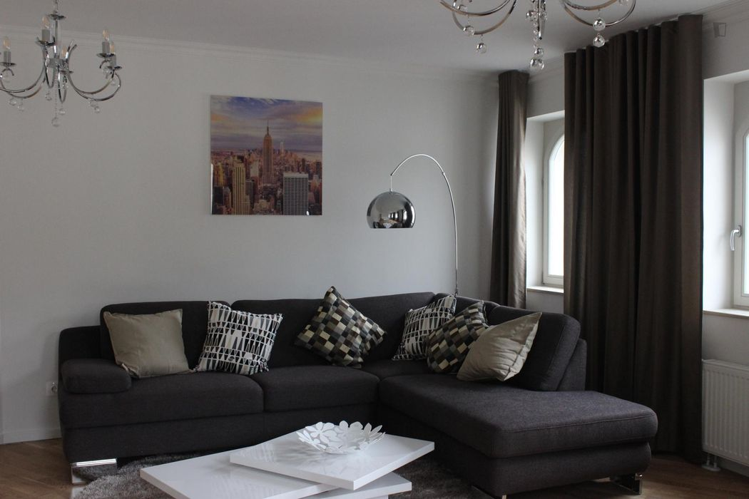 Charming 1-bedroom flat in Mitte