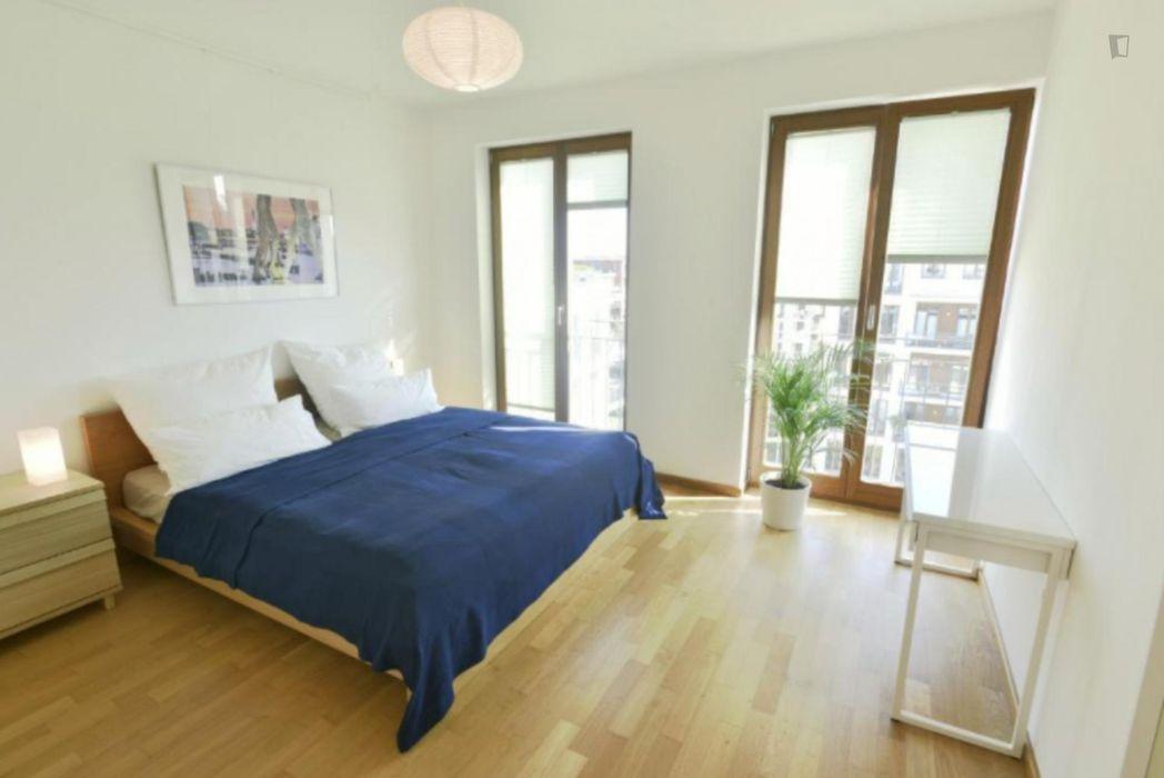 Nice apartment at the Rummelsburgerbucht