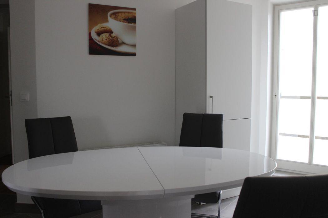 Modern 1-bedroom flat in Mitte