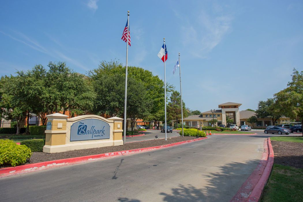 Student accommodation photo for Ballpark North in Riverside, Austin