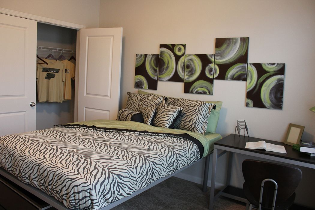 Student accommodation photo for The Cottages on Lindberg in Outer West Lafayette, West Lafayette