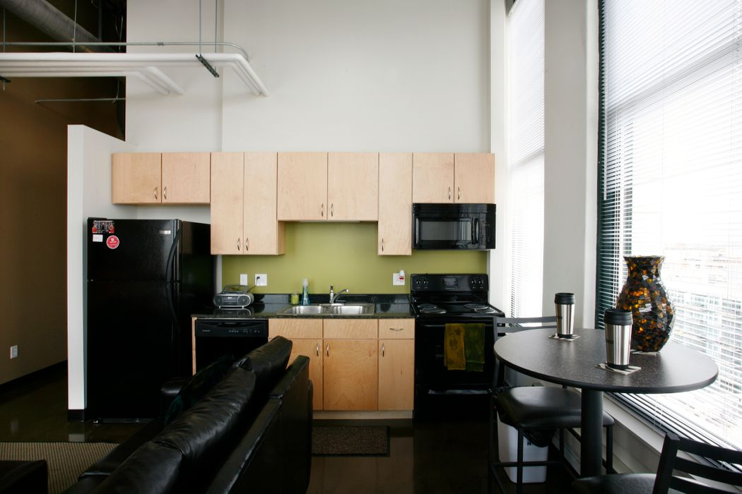 Student accommodation photo for Tailor Lofts in Near West Side, Chicago, IL