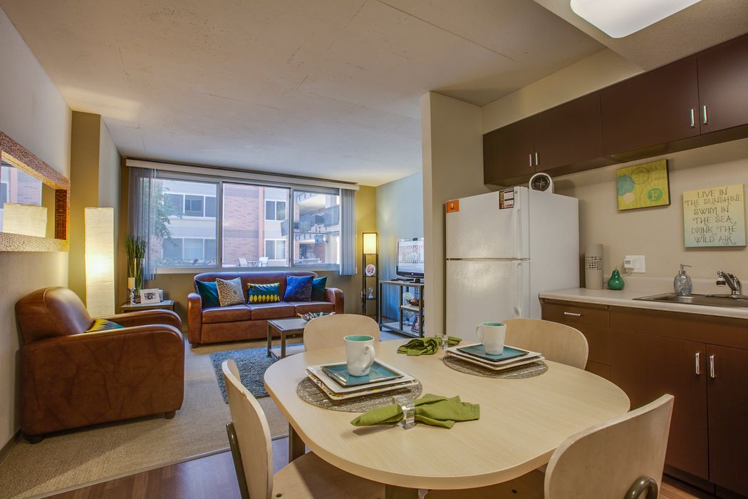 Student accommodation photo for University Gateway in University of Southern California, Los Angeles