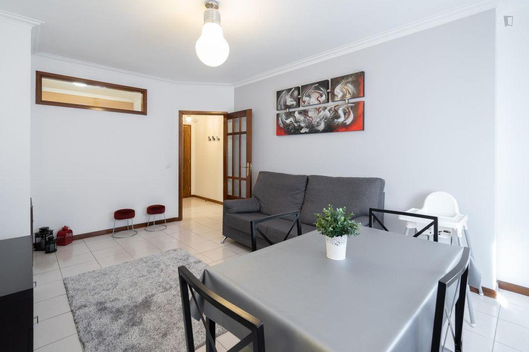 Charming 2-bedroom apartment in Vila Nova de Gaia