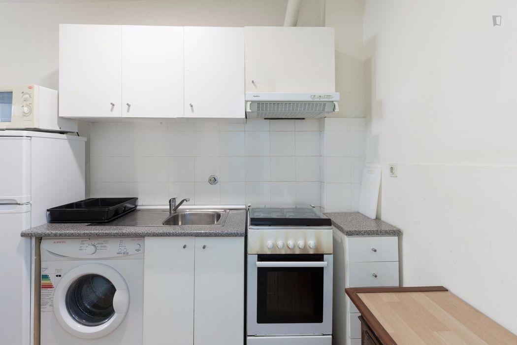 Pleasant 2-bedroom apartment in Aldoar