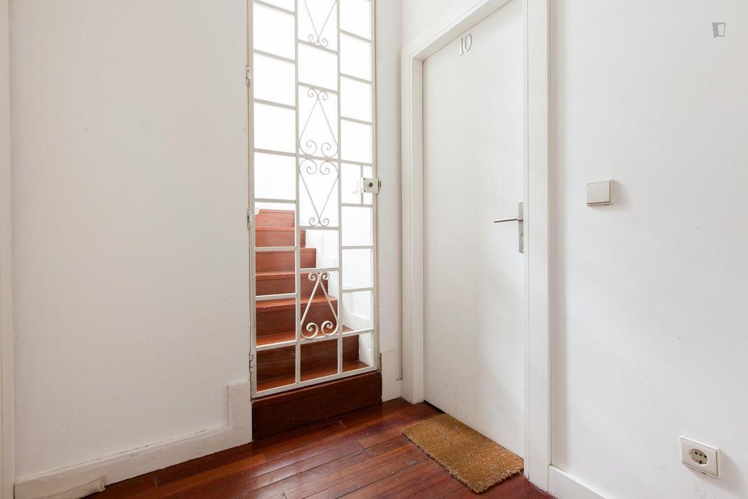 Comfortable 1-bedroom flat in Aldoar