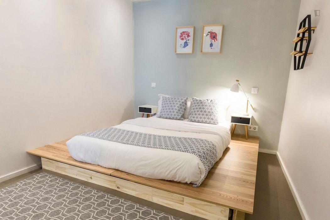 Univ Porto, 45 M2 1-bedroom Apartment City Center