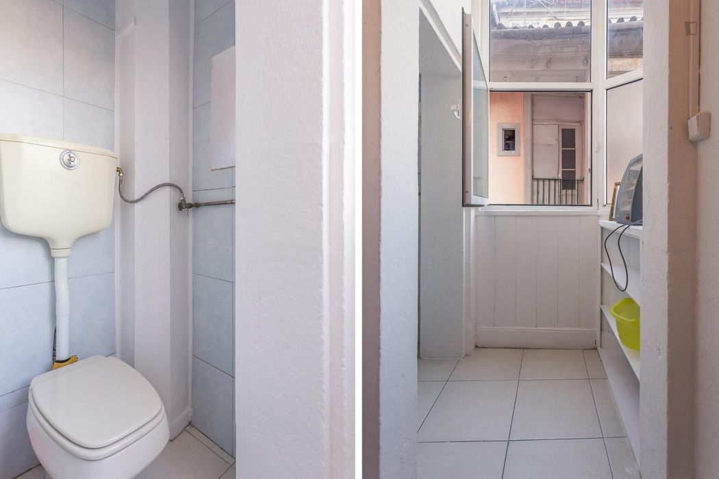 Compact and bright studio in the Vitória neighbourhood