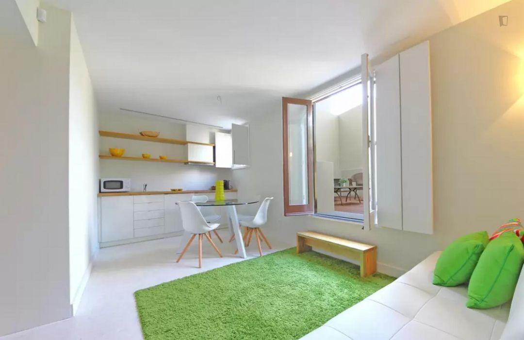 Cool and comfortable 1-bedroom flat in Vila Nova de Gaia