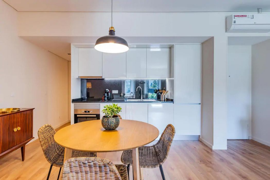 1-Bedroom apartment near Lapa metro station
