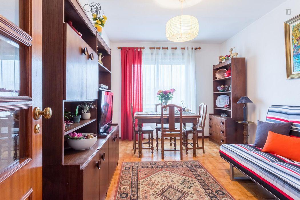 Gorgeous 1-bedroom flat not far from Universidade Lusíada Porto