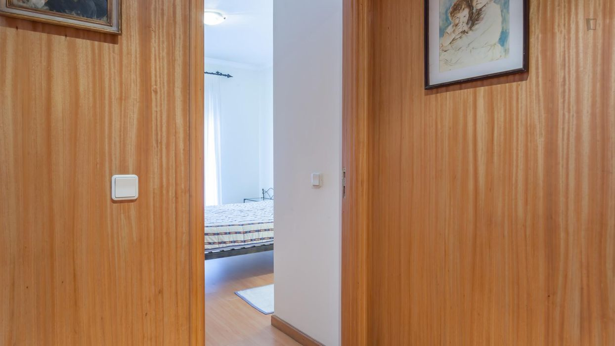 Very comfortable 1-bedroom flat in Matosinhos