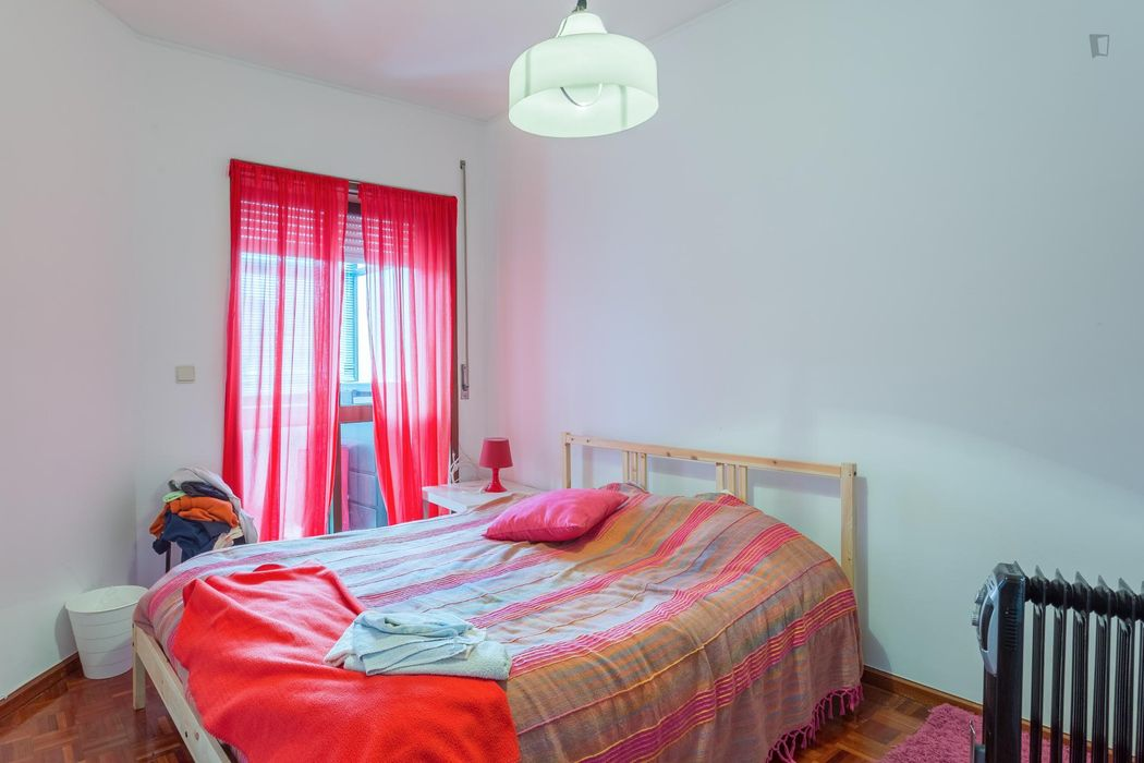 Alluring 1-bedroom apartment close to the Combatentes metro station