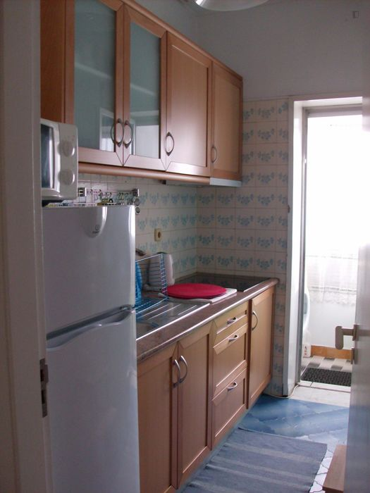 Warm 2-bedroom duplex flat, in trendy Bonfim