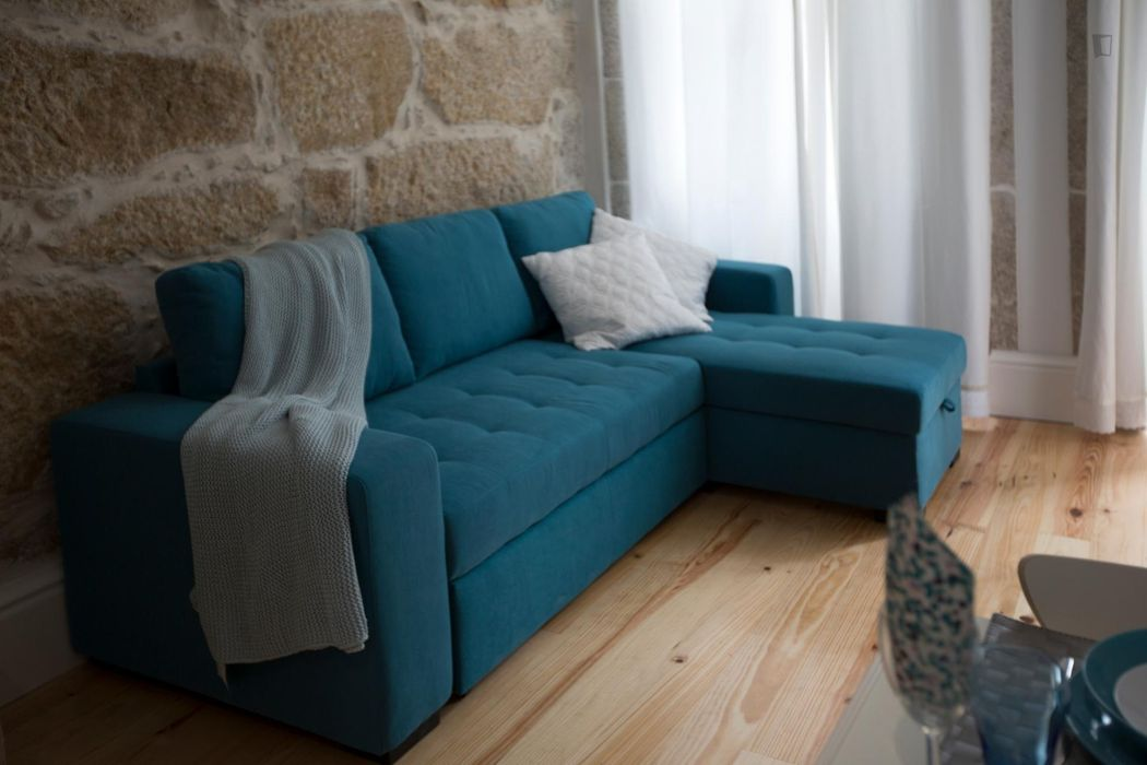 Comendador 1895 - Apartment at Porto Downtown 2min from Metro/5min from FBA college
