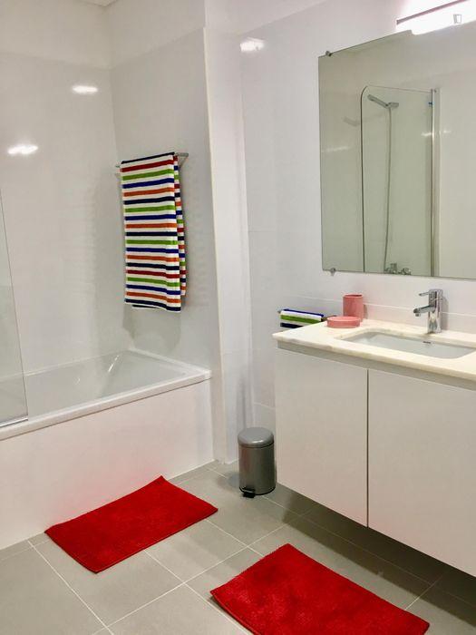 Nice 1-bedroom apartment near Escola Superior de Enfermagem de Santa Maria