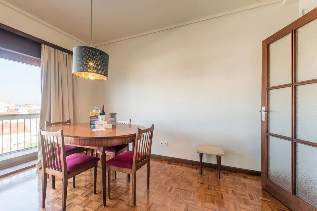 Marvellous 2-bedroom apartment, in Bonfim