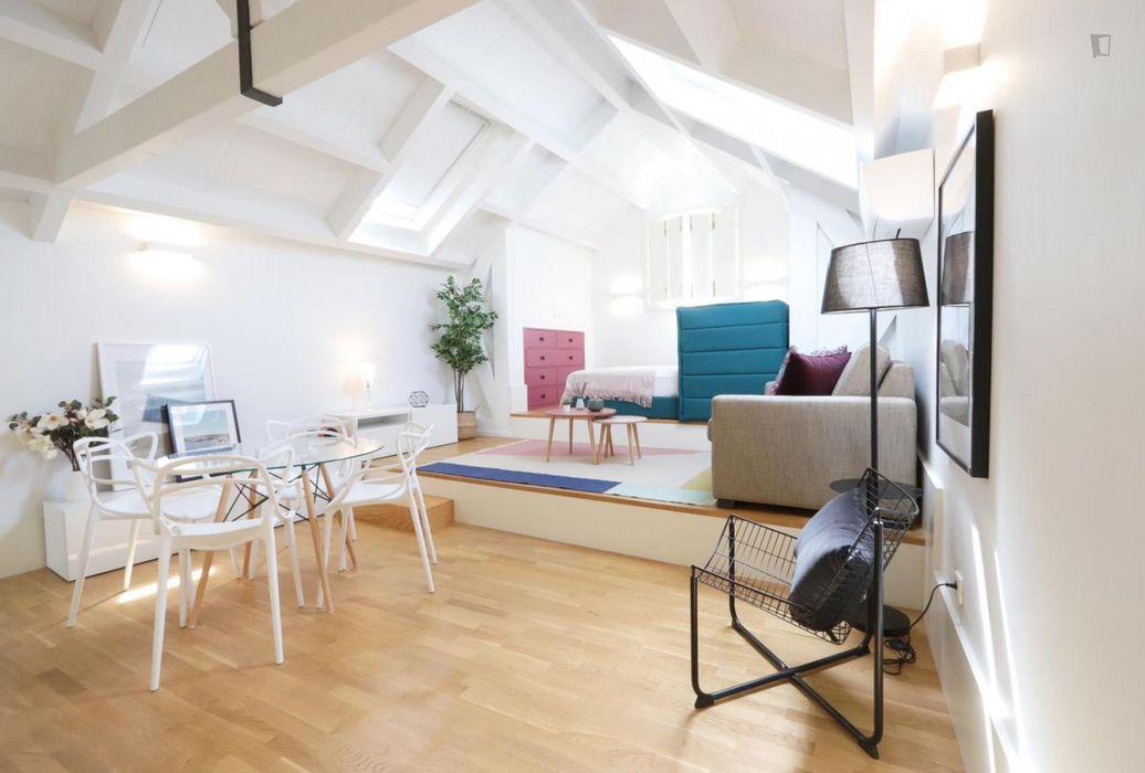 Delightful studio in the heart of Porto