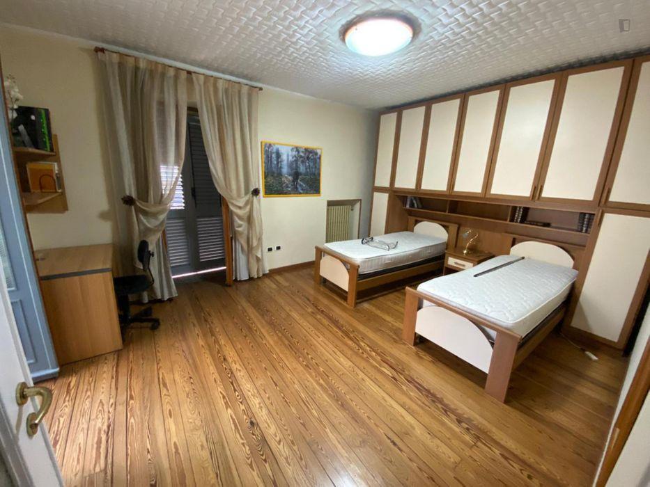1-Bedroom apartment near Reggio Emilia Railway Station