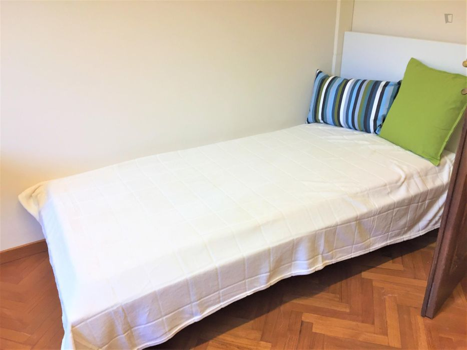 Beautiful single bedroom near Firenze Campo di Marte transport station