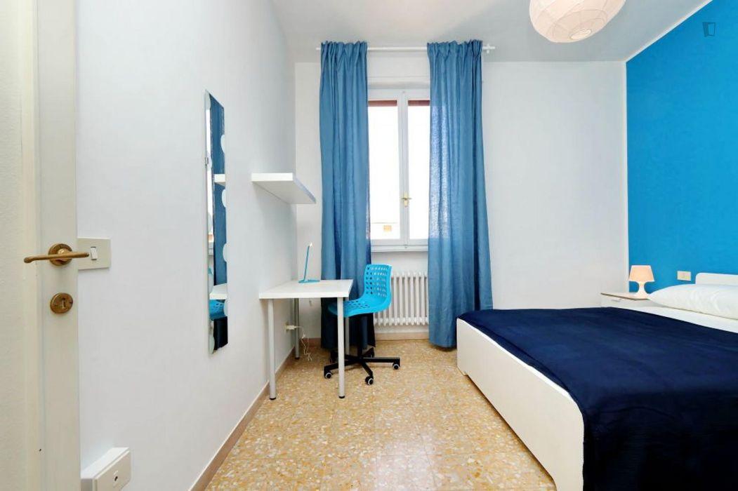 High-quality double bedroom not far from Università degli Studi di Firenze - Scuola di Economia e Management