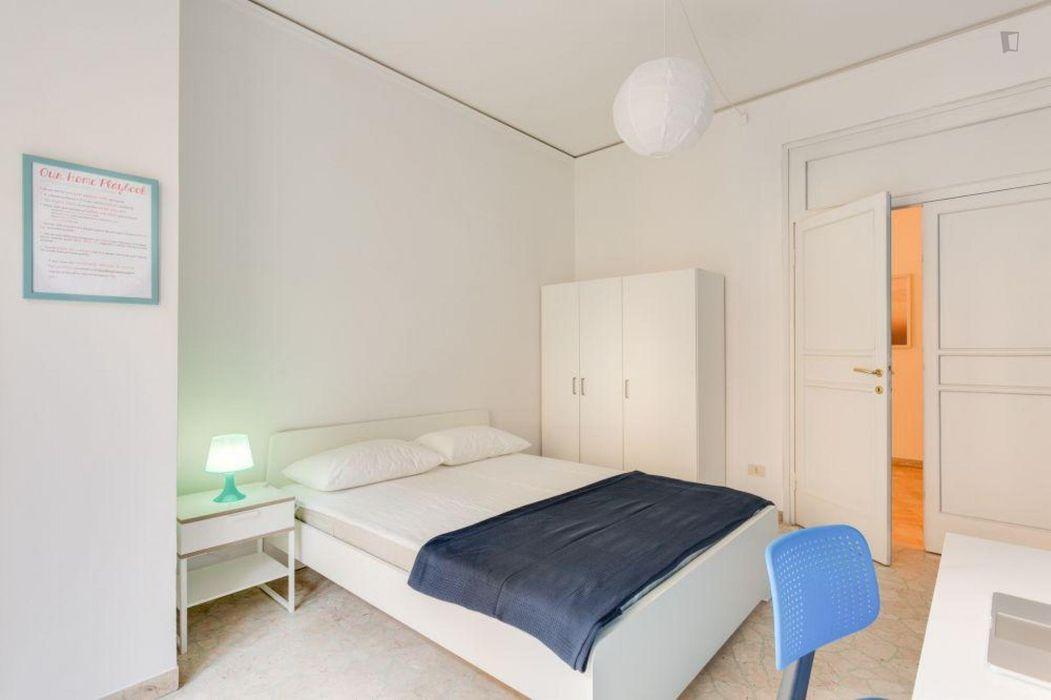 Fine double bedroom near Università degli Studi di Firenze