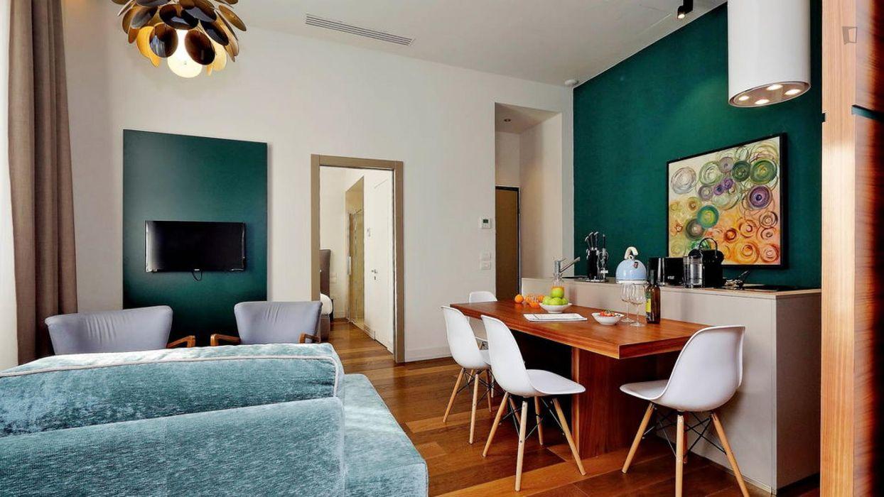 Great 2-bedroom flat in Statuto