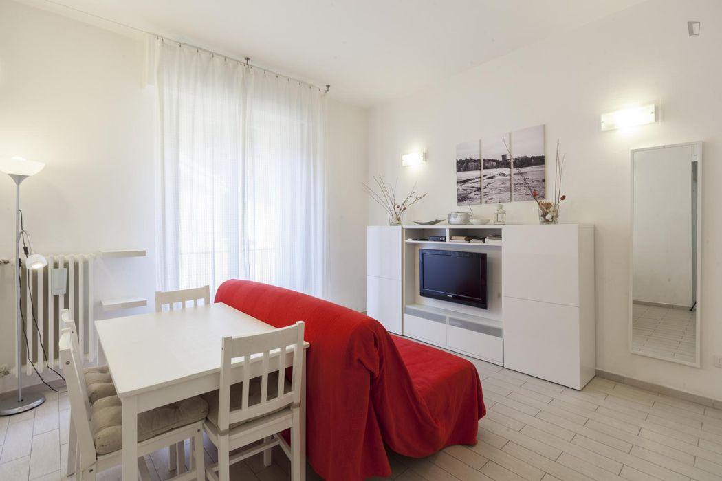 Charming 1-bedroom apartment near Accademia Italiana arte moda design Firenze
