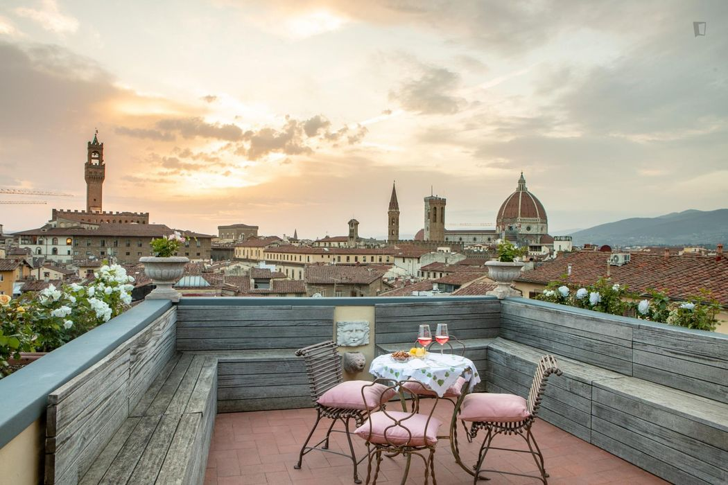 Luxury Panoramic Terrace