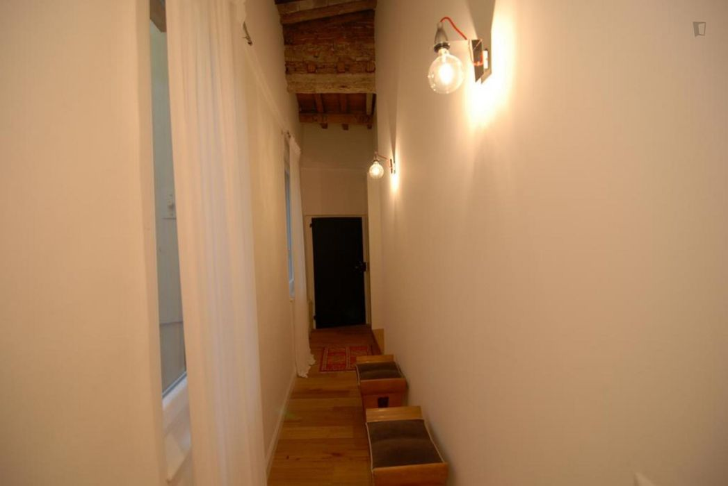 Cool 1-bedroom apartment in Florence city centre