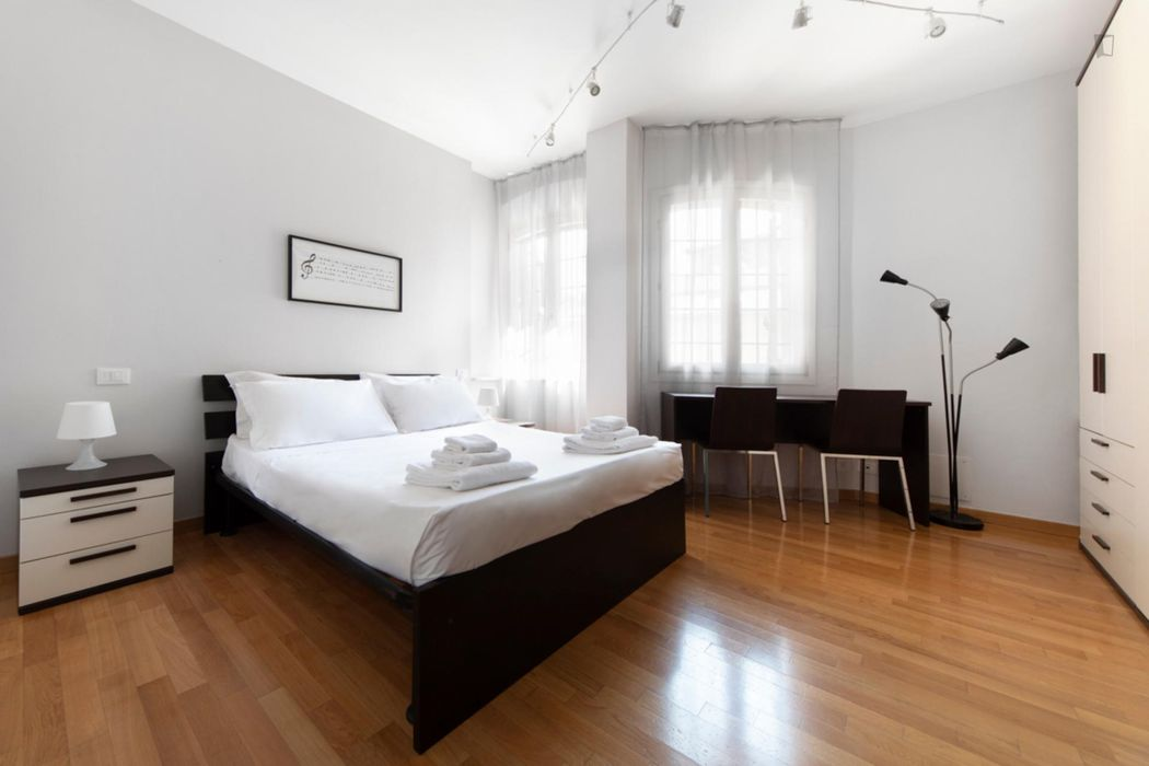 1-Bedroom apartment near Parco del Cavaticcio