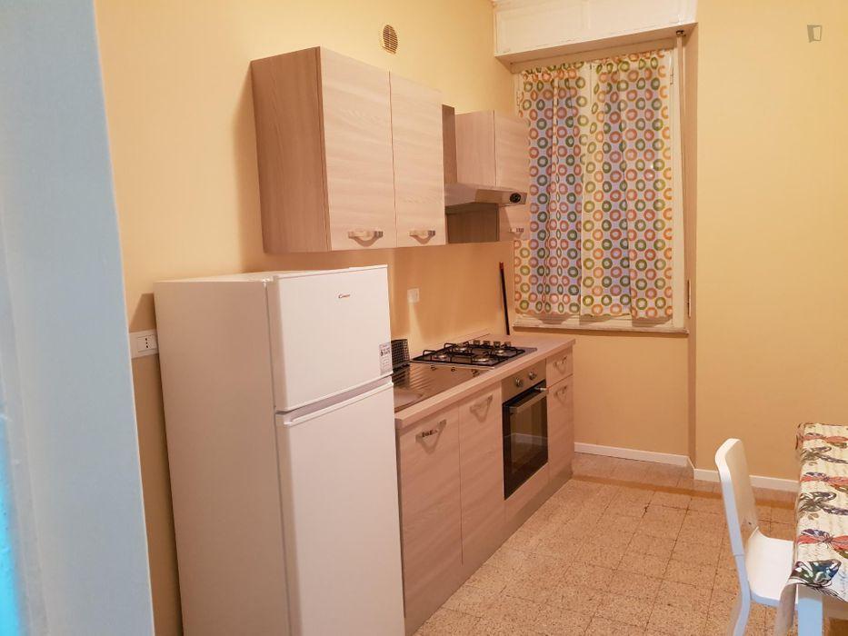 1-Bedroom apartment near Rivoli metro station