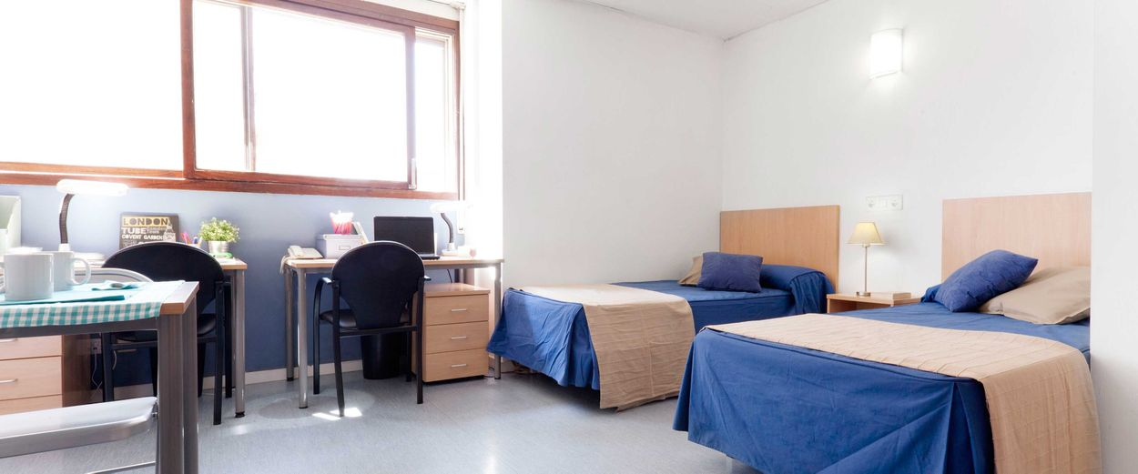 Student accommodation photo for Residencia Universitaria Lesseps in Sarrià Sant Gervasi, Barcelona